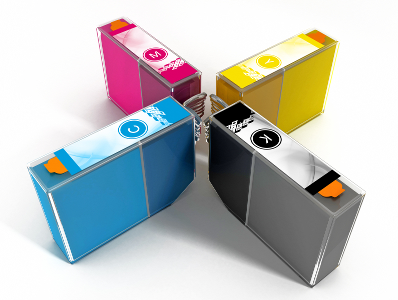 Ink Cartridges supplies for Inkjet Printers